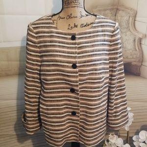 Talbots Womans Blazer/Jacket Size 14W